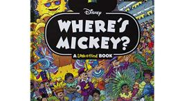 Where's Mickey - A Look and Find Book Activity Book