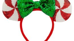 Minnie Mouse Peppermint Candy Ears
