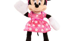 Super Roller-Skating Minnie Mouse Toy