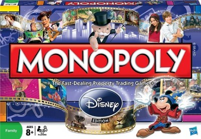 Monopoly Disney Edition | Disney Games