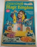 Disney Mickey Mouse's Weebles Magic Kingdom - 1977