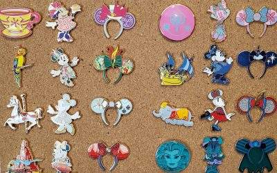 Minnie Mouse the Main Attraction Complete Pin Collection