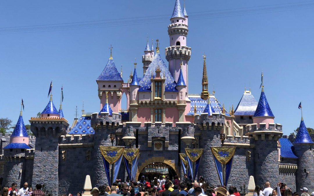 Disneyland is opening today plus some good YouTube Channels to watch it on