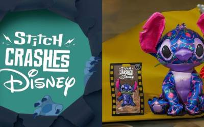 Stitch Crashes Disney 2021 collection