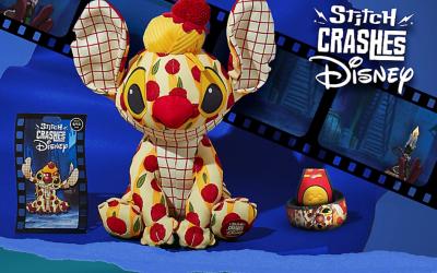 Stitch Crashes Disney Series 2 Now Available on ShopDisney
