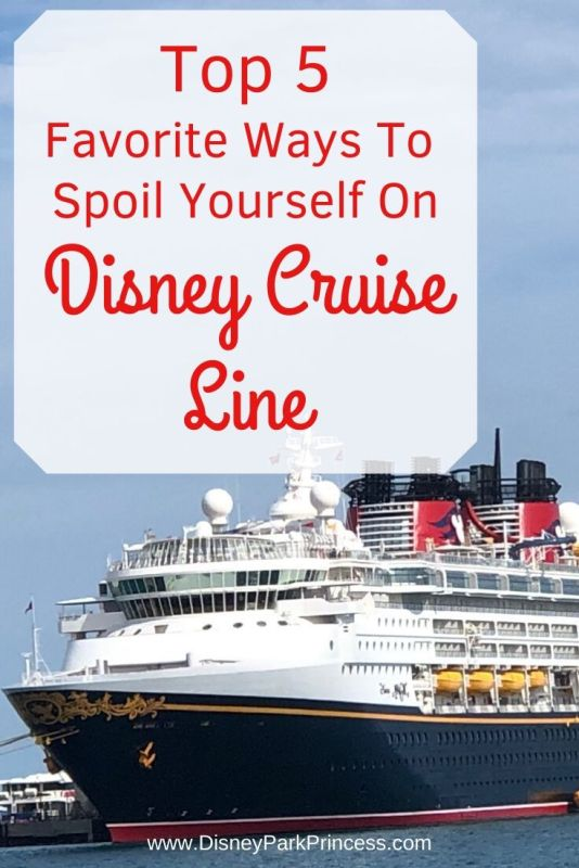 Disney Cruise is the perfect family vacation. But did you know it is also the perfect luxury vacation? Learn our Top 5 Favorite Ways to Spoil Yourself on Disney Cruise Line! #disneycruise #dcl #luxurytravel #familytravel #vip #suitelife #cruising