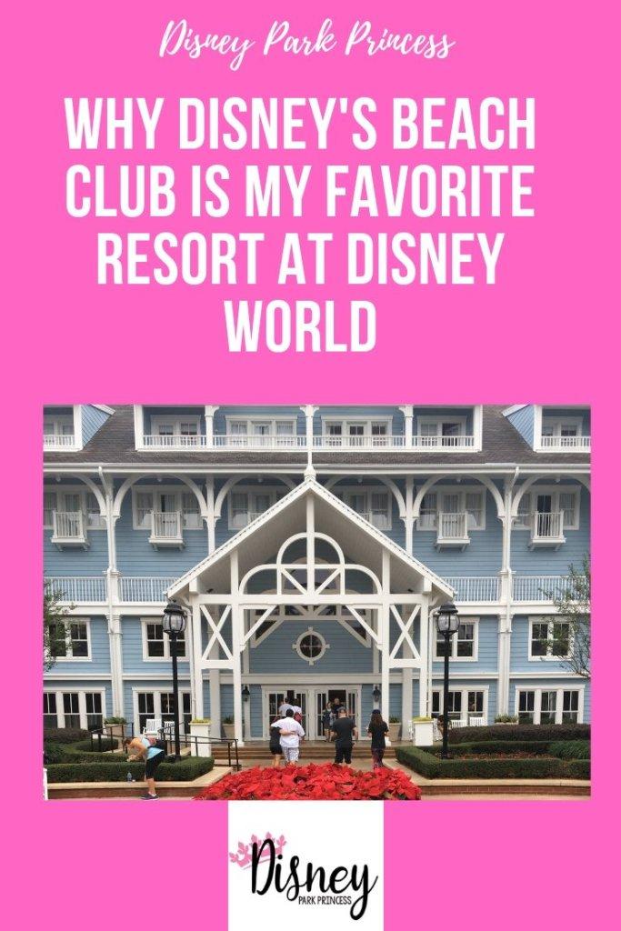 Learn why we love Disney's Beach Club Resort at Walt Disney World