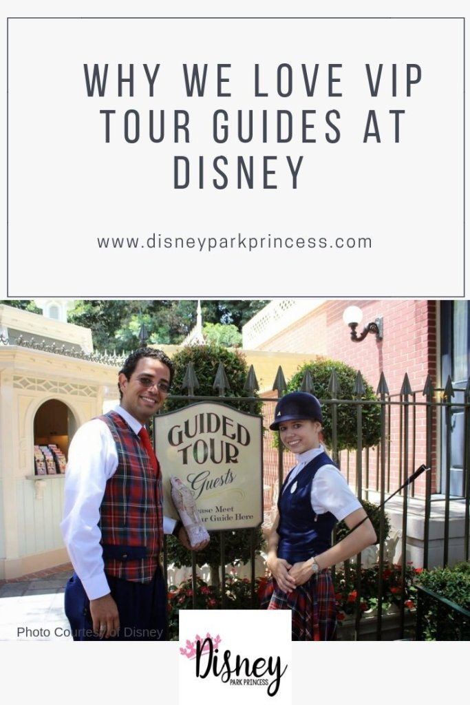 Why We Love VIP Tour Guides at Disney Parks