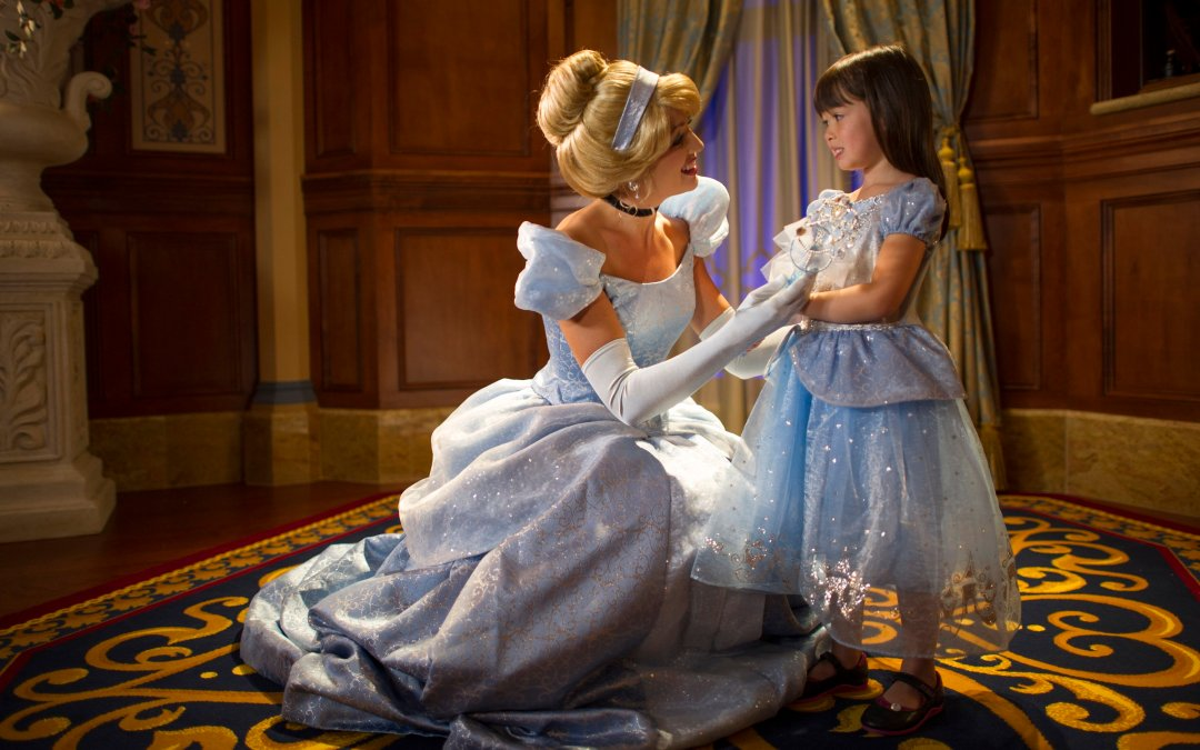 The Top Three Places to Meet the Disney Princesses at Walt Disney World (That Are Not Cinderella's Royal Table)
