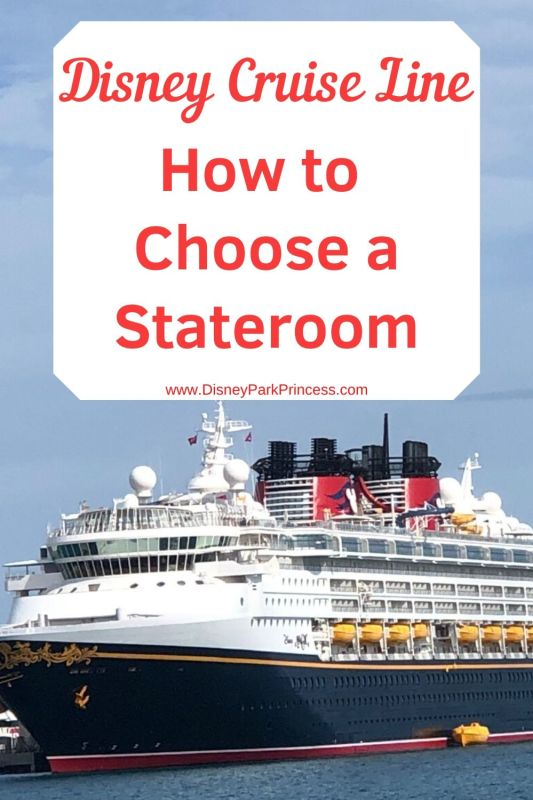 Choosing the right stateroom for your Disney Cruise sets the tone for your entire vacation. Learn more about the different stateroom categories and which one is right for you!