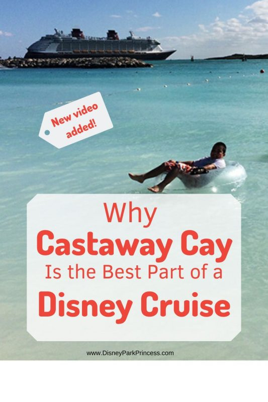 Learn why we think Castaway Cay is the best part of a Disney Cruise! From the beaches to the cabanas, and everything in between this private island is the perfect place to spend the day. #disneycruise #castawaycay #travel #bahamas #dcl