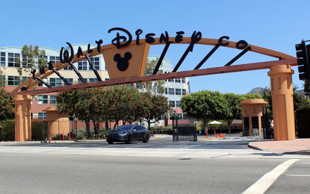 Visiting the Walt Disney Studios Lot