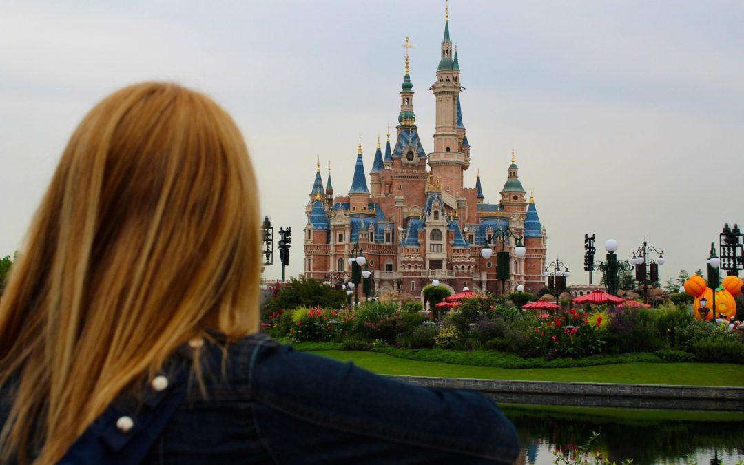 My Favorite Things at Shanghai Disneyland