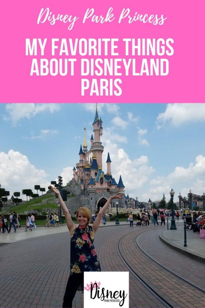 Our favorite things about Disneyland Paris! #disneylandparis