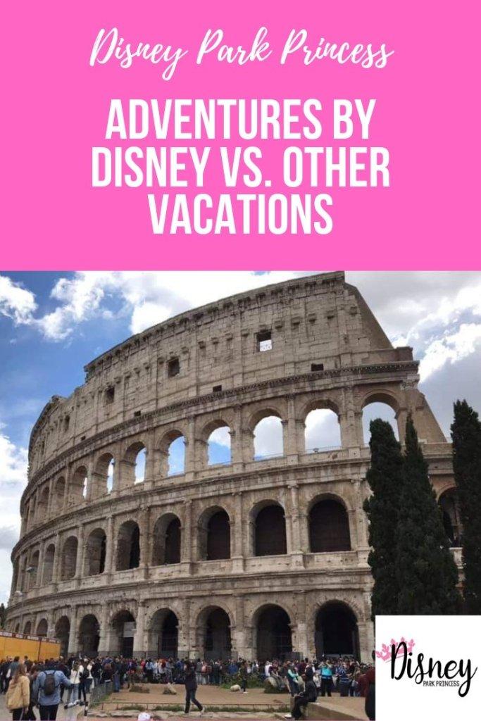 Adventures by Disney versus Other Vacations #adventuresbydisney #guidedtours