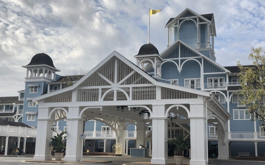 How to Choose A Walt Disney World Hotel – Deluxe Resorts