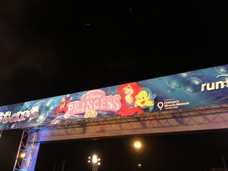 runDisney Princess Half Marathon crowd levels walt disney world