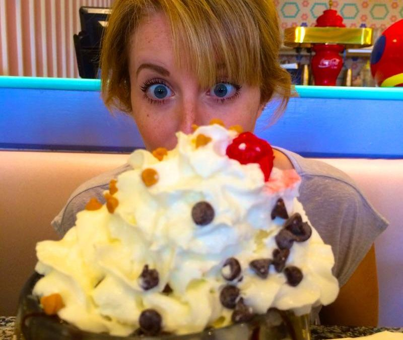 Top 5 Places to Get Ice Cream at Walt Disney World
