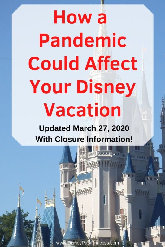 Updated with Park Closure Information! What does the closure of Disney Parks mean for your Disney vacation? We have resources for reliable, official information! #waltdisneyworld #disneyland #disneycruiseline #disneyparksclosed