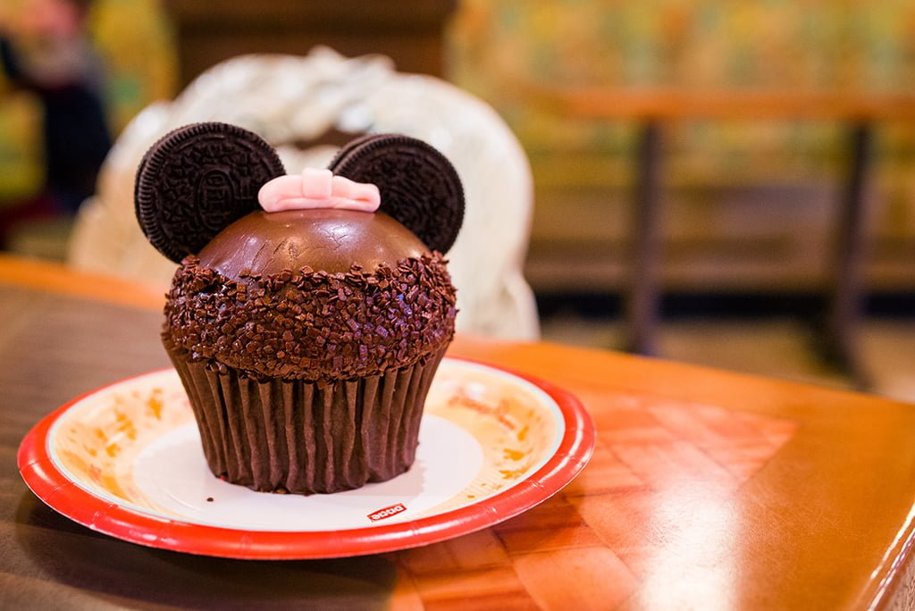 Best Disney World Cupcakes