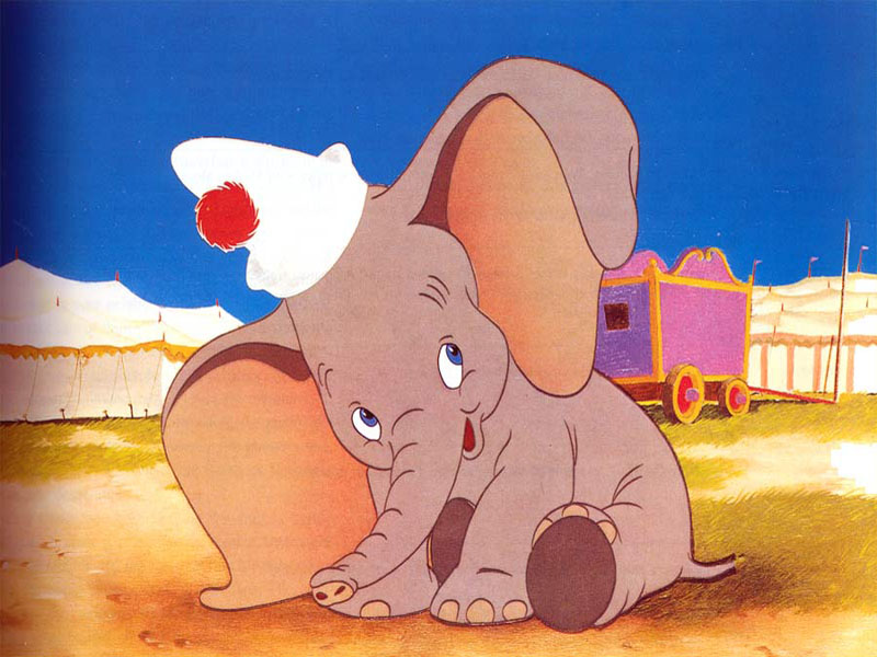Dumbo Cartoons Disney