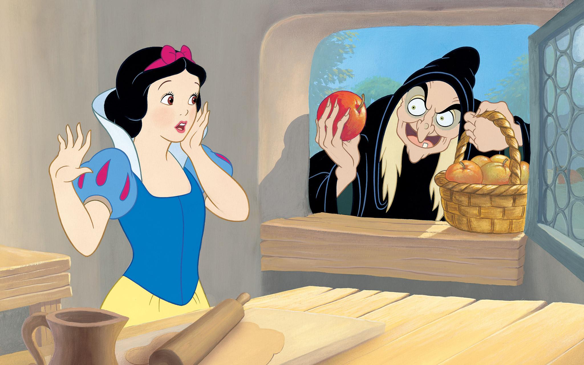 What Princess Snow White Taught Us
