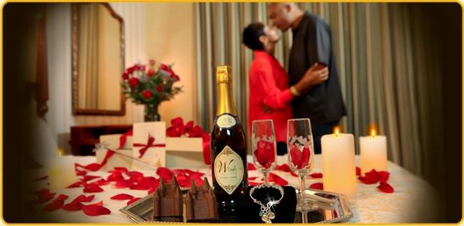 Hotel Room Romantic Decoration Master Bedroom Design Ideas
