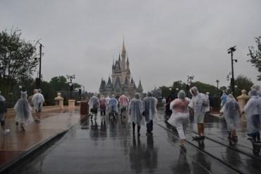 Disney Rainy day