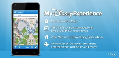 Disney Experience App 2