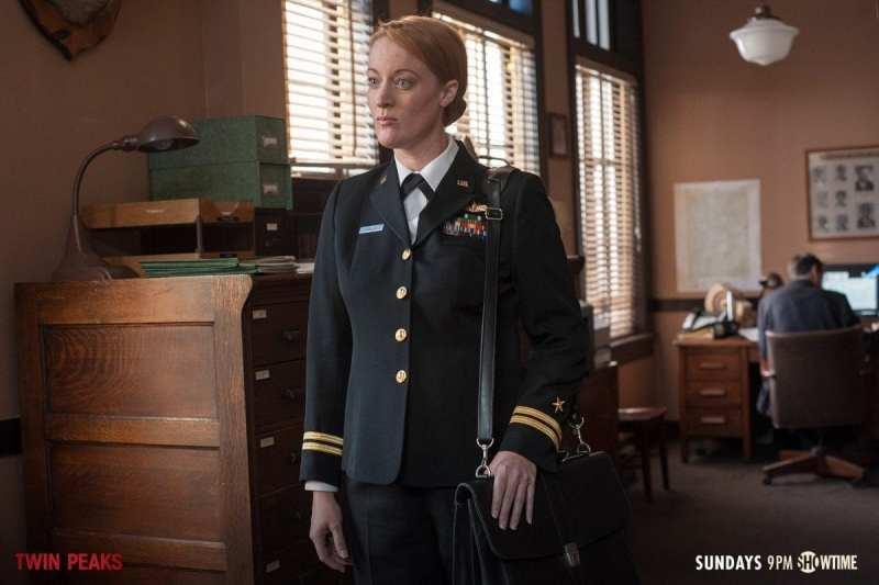 Lieutenant Cynthia Knox