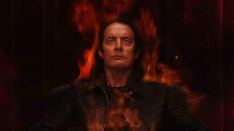 Mr C burning