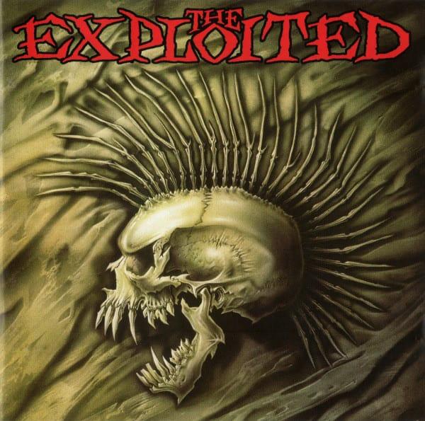The Exploited Beat the Bastards album cover