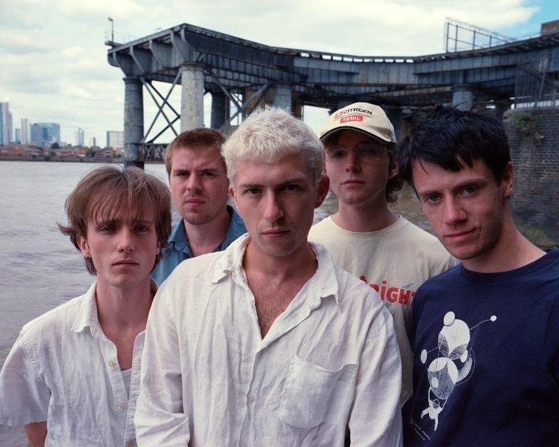 Shame band promo image
