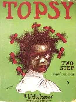A book about Topsy