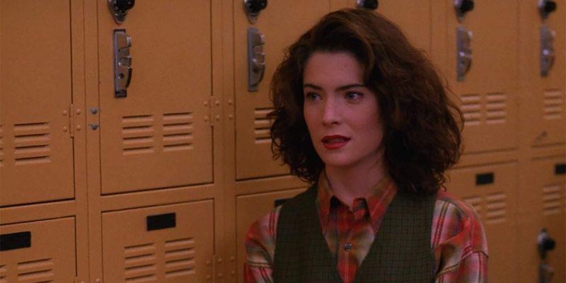 Donna Hayward at school