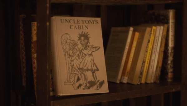 Uncle Tom's Cabin turns evil