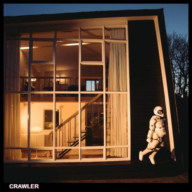 IDLES Crawler album art