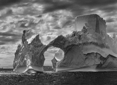 Salgado-Iceberg