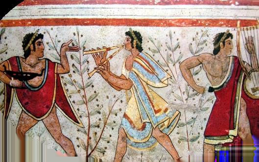 Oficios: Apolo, dios de la Medicina... y de la Música. (5/5)
