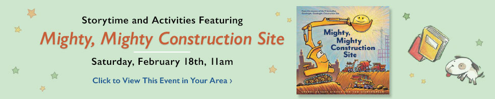 Mighty Mighty Construction Site Storytime