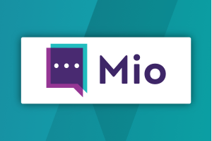 The new Mio logo
