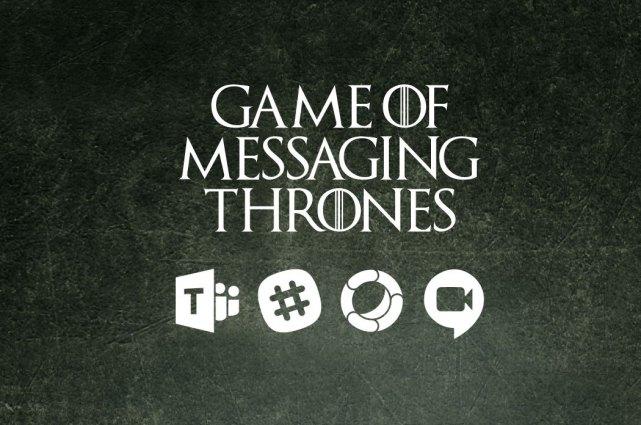 Game of Messaging Thrones Episode 1