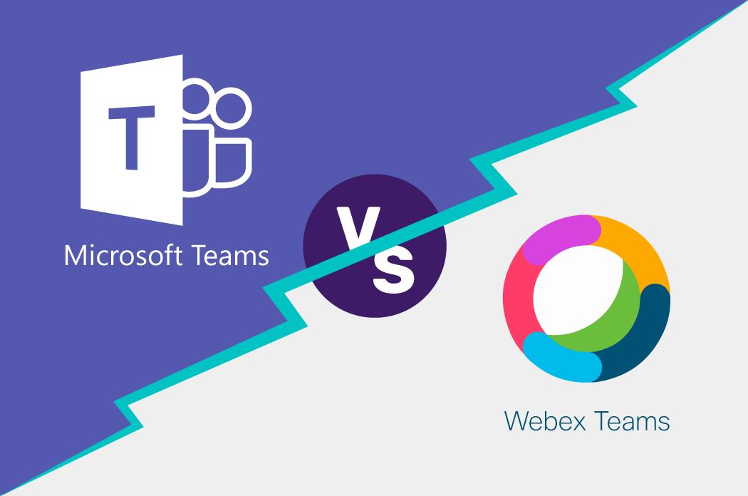 Microsoft Teams Cisco Webex Teams