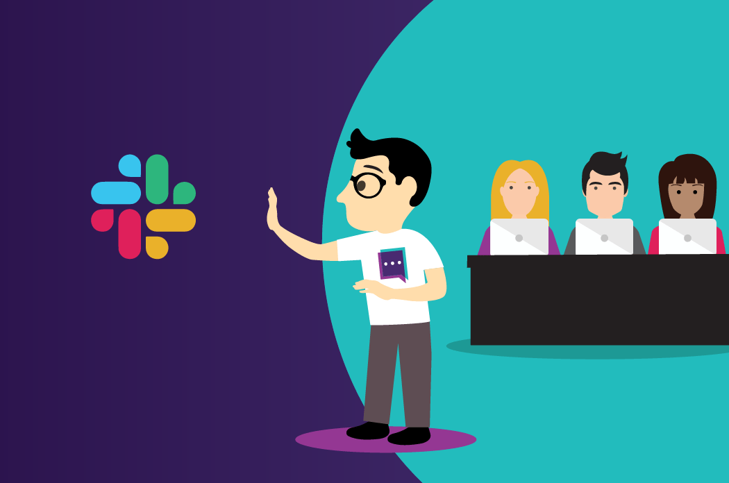 What to do with Slack users when merging with a new business