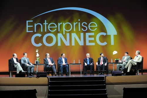 Enterprise Connect collaboration events