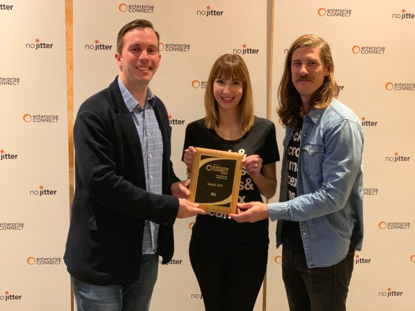 """Mio is the """"Best Innovation for Collaboration"""" Winner at #EC19"""