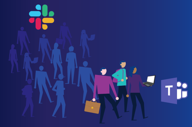 Don't forget about your Slack using when migrating from HipChat to Microsoft Teams