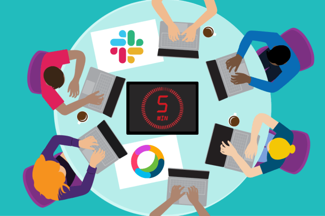 Sync Slack and Cisco Webex Teams