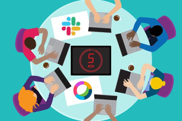 Sync Slack and Cisco Webex Teams