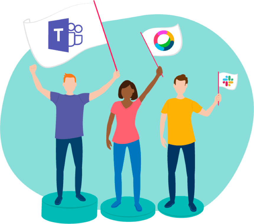 Microsoft Teams is set for the most usage growth over the next 2 years